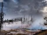 Geothermal water exploration - Geyser