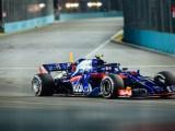 Fuel cell development - Formula 1 car - Honda