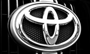 North American Hydrogen fuel - Toyota Logo
