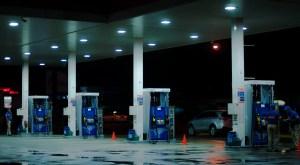Rhino Doors - Gas Station