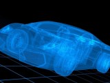 Automotive industry fuel cell - car technology