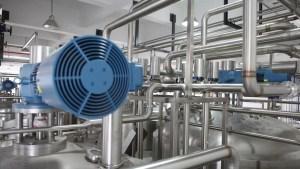 Green ammonia plant - inside factory facility