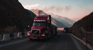 Heavy-Duty Truck Fuel Cells - Image of Volvo Truck