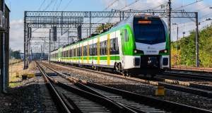 Hydrogen electric power systems - Train on track