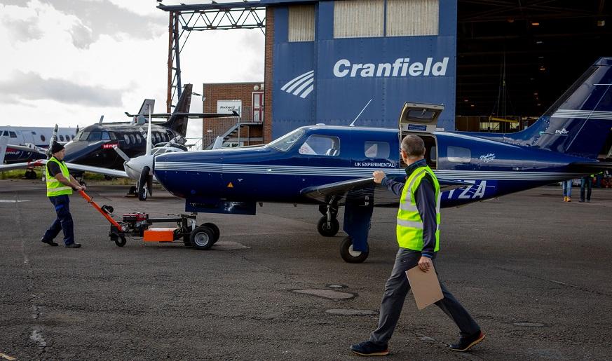 ZeroAvia secures massive zero emission airplanes funding from Amazon and Gates