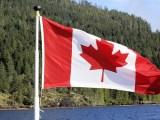 green hydrogen plants - Canada Flag