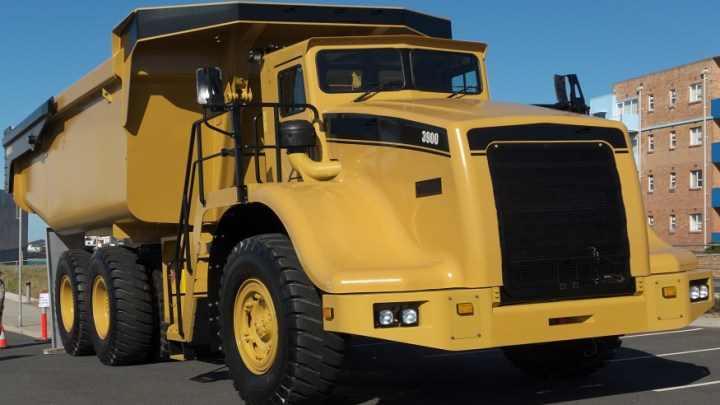 First Mode hydrogen fuel cell generator to power one of world's biggest vehicles