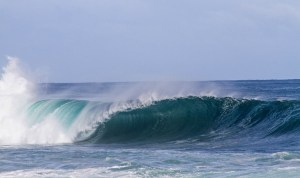 Wave energy technology - ocean waves