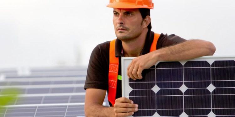 Architecture Accelerates Solar Farm Installation #solarpower #solarenergy #alternativeenergy