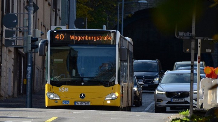 New hydrogen fuel cell buses have begun arriving in Germany