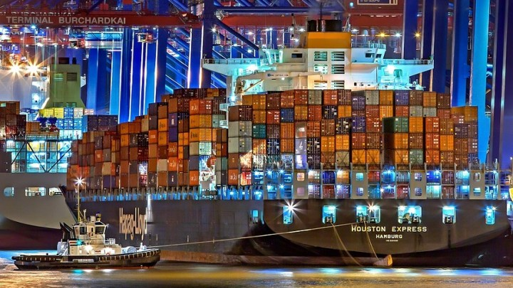 World bank looks to hydrogen and ammonia for decarbonizing maritime transport
