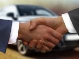 Hydrogen vehicle deployment - Handshake - agreement - car