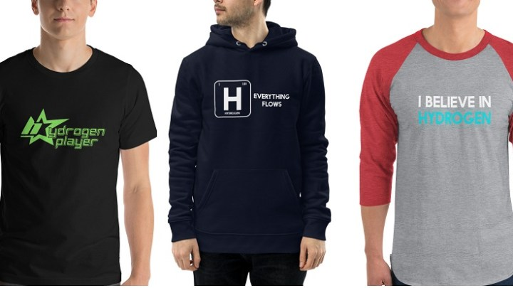 Hydrogen Fuel News launches awareness merch store to support The Sea Cleaners