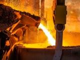 Hydrogen blend - steel production