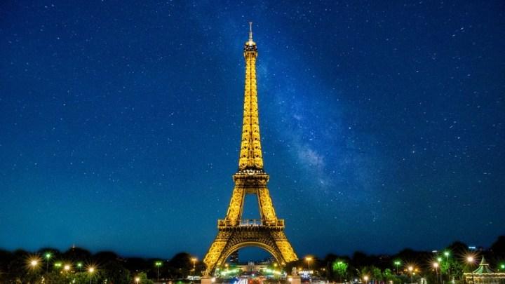 Renewable hydrogen lights up the Eiffel Tower in Paris