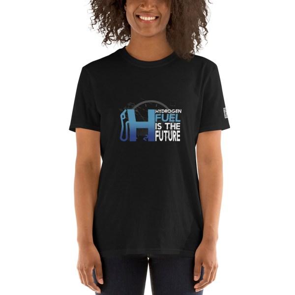 Hydrogen Future Short-Sleeve Unisex T-Shirt 5