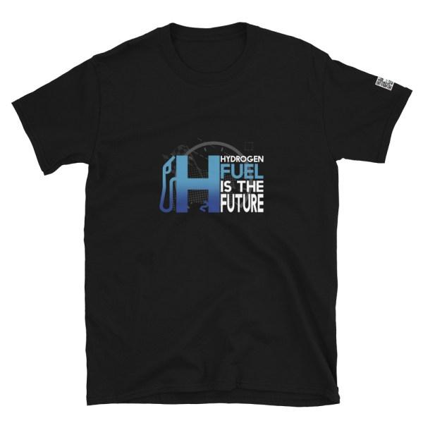 Hydrogen Future Short-Sleeve Unisex T-Shirt 6