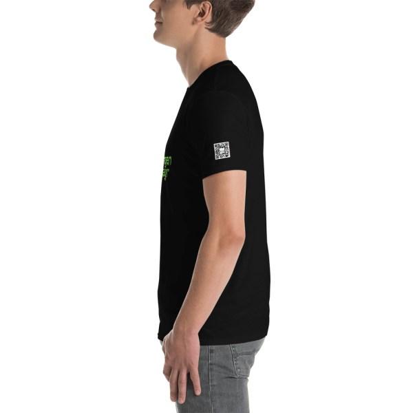 Hydrogen Player Short-Sleeve Unisex T-Shirt 5