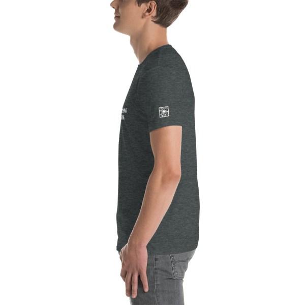 Hydrogen Everything Flows Short-Sleeve Unisex T-Shirt 46