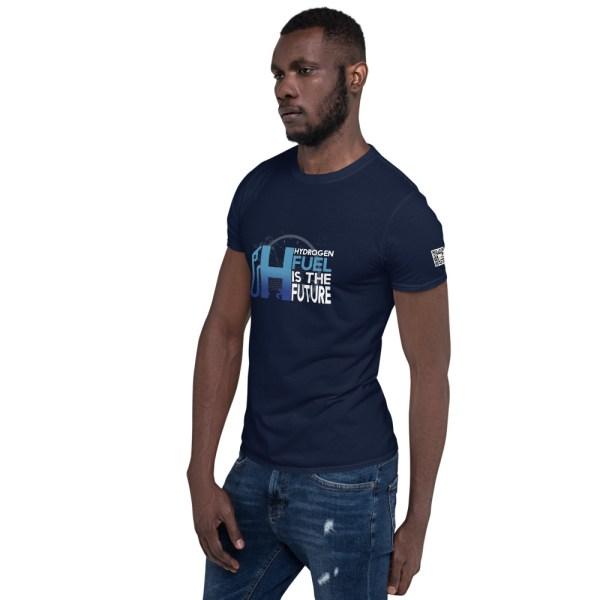Hydrogen Future Short-Sleeve Unisex T-Shirt 15