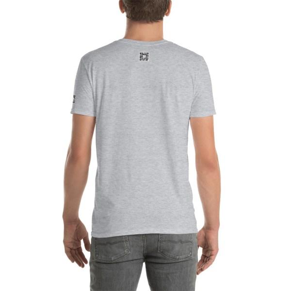 Hydrogen Everything Flows Short-Sleeve Unisex T-Shirt 49