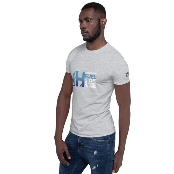 Hydrogen Future Short-Sleeve Unisex T-Shirt 22