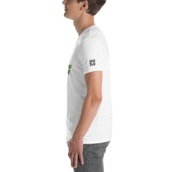 Hydrogen Player Short-Sleeve Unisex T-Shirt 16