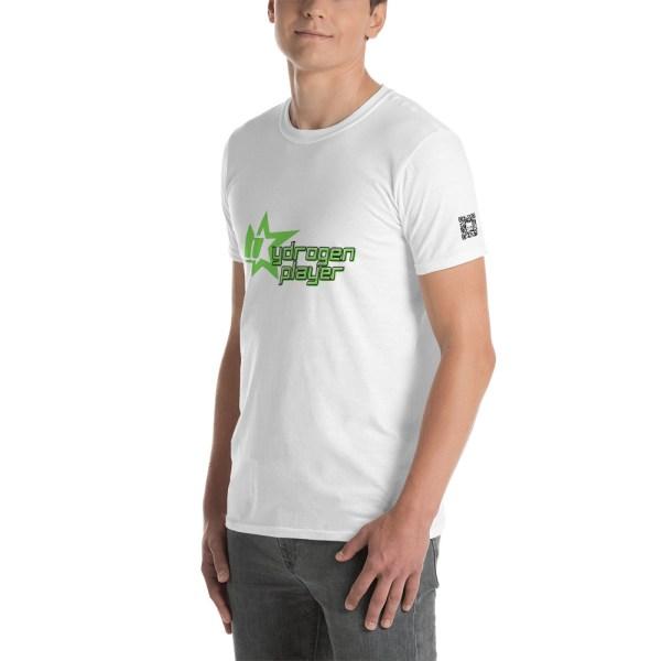 Hydrogen Player Short-Sleeve Unisex T-Shirt 17