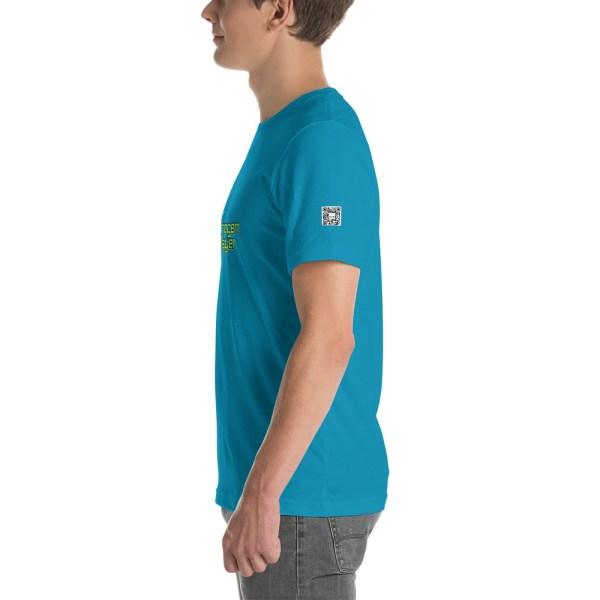 Hydrogen Player Short-Sleeve Unisex T-Shirt Multiple Colors 29