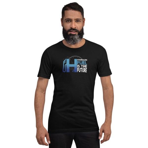 Unisex Hydrogen T-Shirt H2 Fuel is The Future - Multiple Colors 9