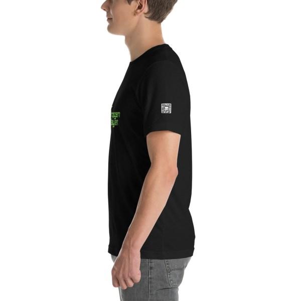 Hydrogen Player Short-Sleeve Unisex T-Shirt Multiple Colors 6
