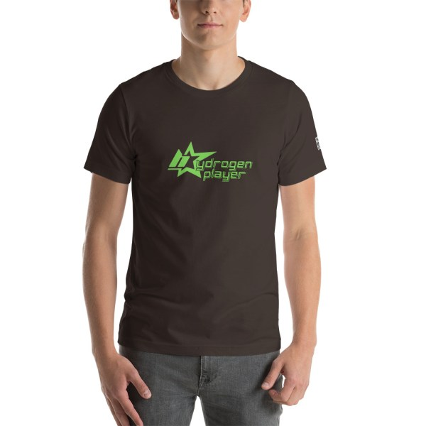 Hydrogen Player Short-Sleeve Unisex T-Shirt Multiple Colors 8