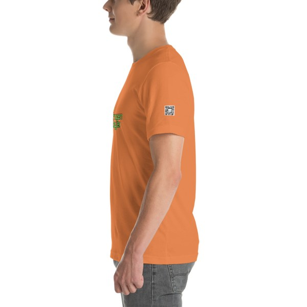 Hydrogen Player Short-Sleeve Unisex T-Shirt Multiple Colors 35