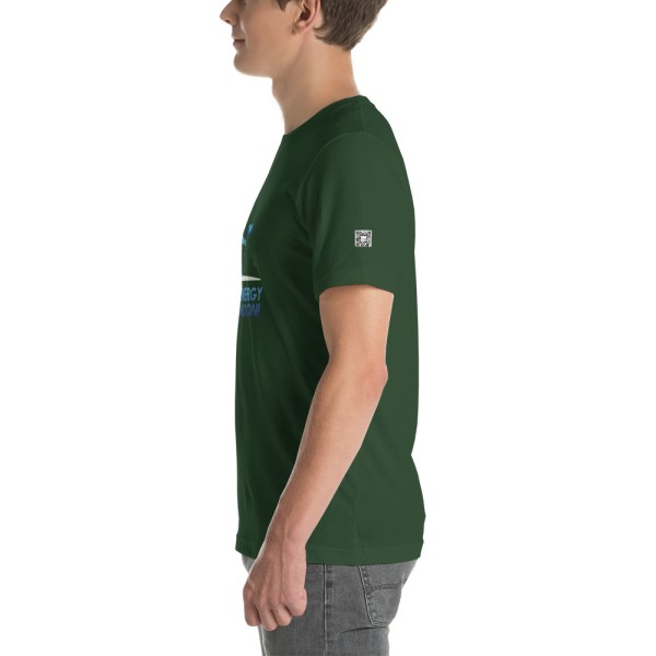 Clean Energy to the Moon Short Sleeve T-Shirt - Multiple Color Options 59