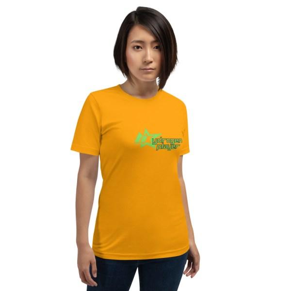 Hydrogen Player Short-Sleeve Unisex T-Shirt Multiple Colors 4