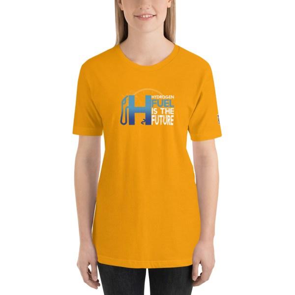 Unisex Hydrogen T-Shirt H2 Fuel is The Future - Multiple Colors 23