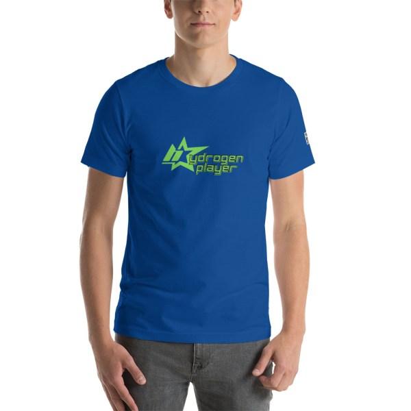 Hydrogen Player Short-Sleeve Unisex T-Shirt Multiple Colors 14