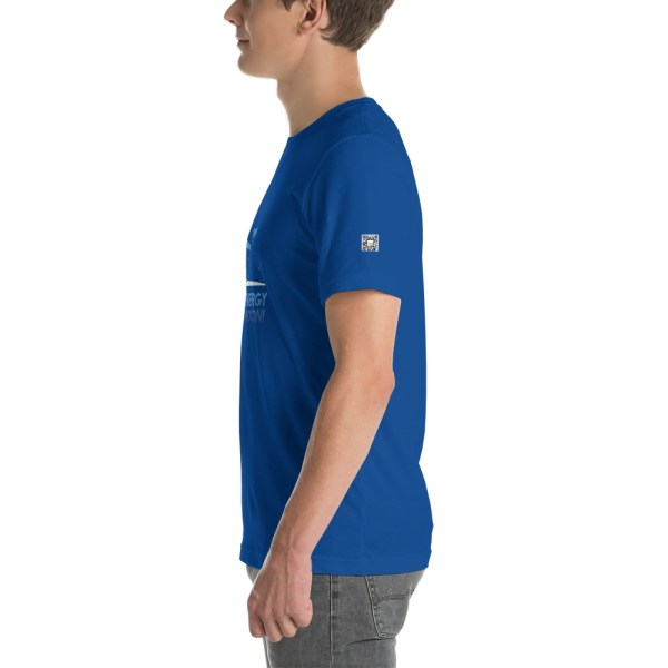 Clean Energy to the Moon Short Sleeve T-Shirt - Multiple Color Options 4