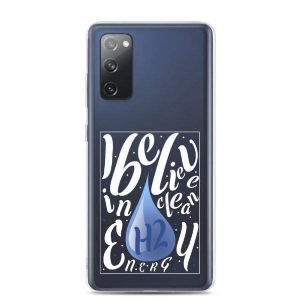 I Believe in Clean Energy Samsung Case 9