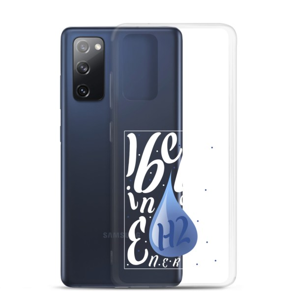 I Believe in Clean Energy Samsung Case 10