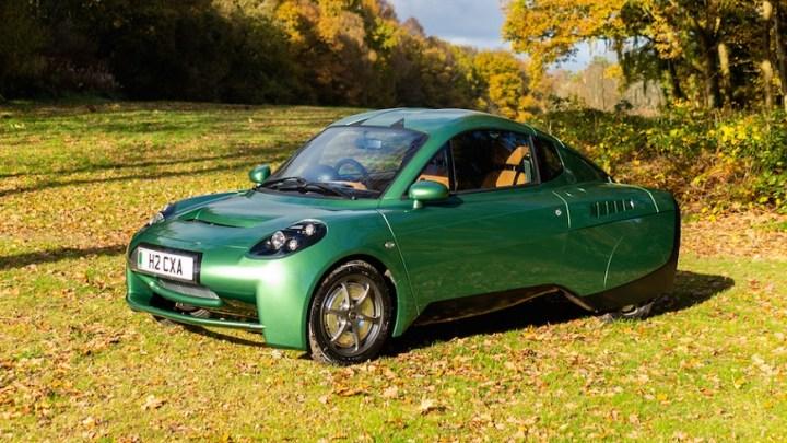 Riversimple's hydrogen car gets a boost from Siemens