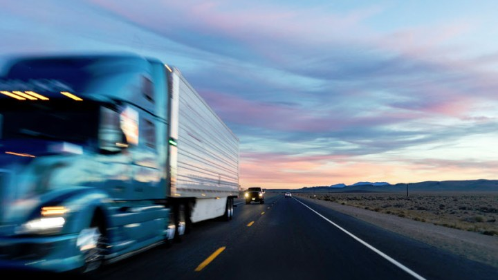 Liquid hydrogen fuel cell truck with 1,000 mile range in development