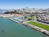 Fuel cell ferry - California marina