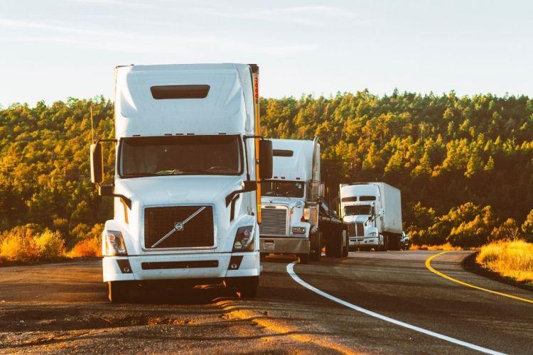 Fuel cell modules - heavy duty trucks
