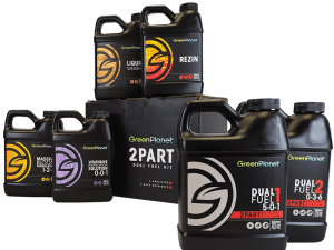 2 Part Dual Fuel Starter Kit