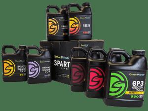 3 Part GP3 Starter Kit