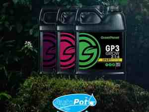 3 Part AutoPot GP3 Feed Program