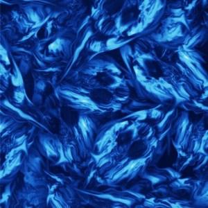 Film hydrographique Galaxie bleu