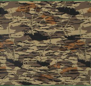 Film hydrographique Camouflage dessert