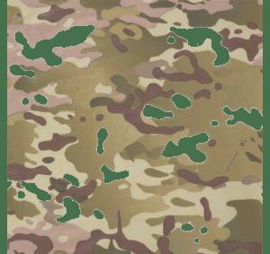 Film hydrographique Camouflage Armée de terre